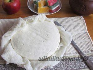 Рецепт мягкого сыра