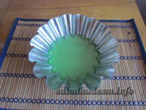 Низкокалорийный желейный десерт