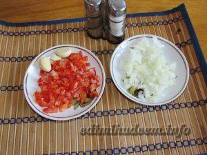 Булгур по-турецки: рецепт