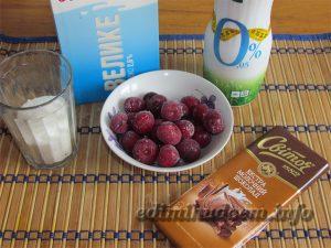 Рецепт домашнего йогурта с шоколадом