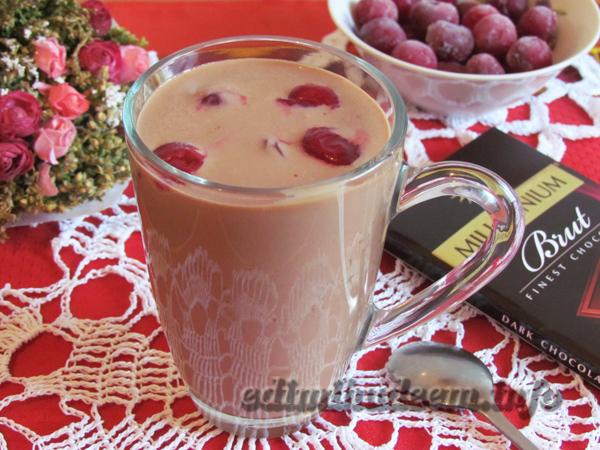 Шоколадный йогурт рецепт