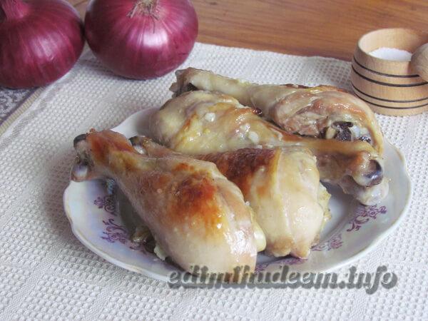 куриная радость рецепты