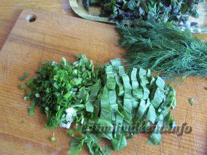 зеленый борщ с щавелем рецепт