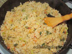 как приготовить нешлифованный рис