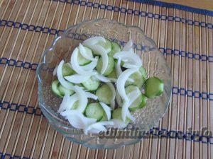Простой греческий салат