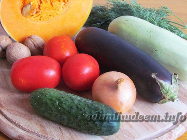 как убрать нитраты из овощей