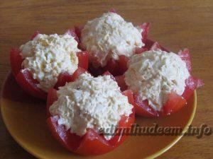 помидоры тюльпаны