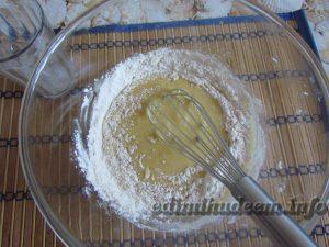печенье со смородиновым вареньем