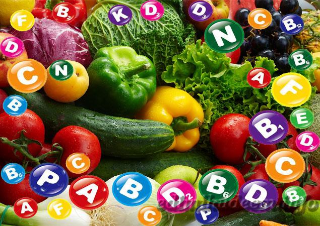 витамины для детей в осенне-зимний период
