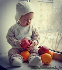 питание ребенка в годик